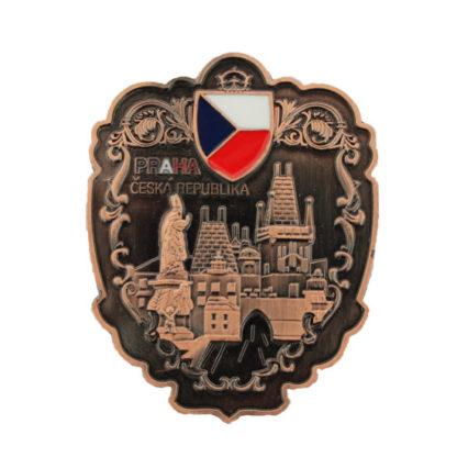Kovový Magnet Praha
